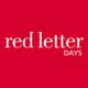 Voucher Codes Red Letter Days