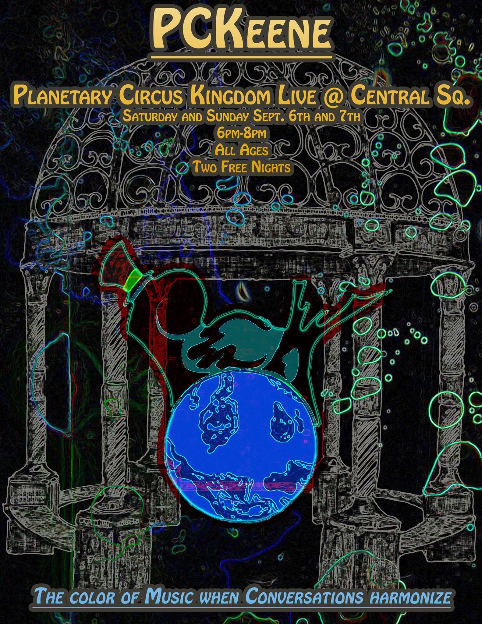 PCKeene (Live Event)