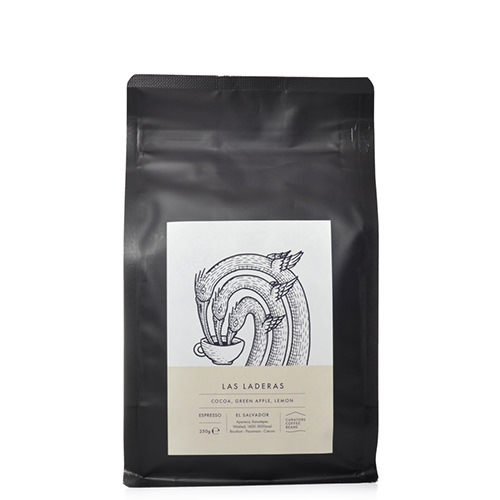 Buy Las Laderas from Curators Coffee