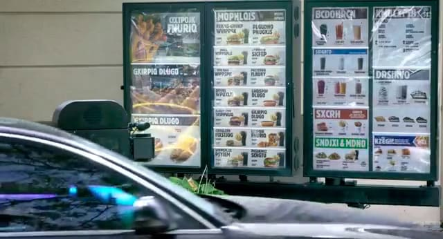 Thumbnail of cinematographer Liza Gipsova's branded content work for Burger King
