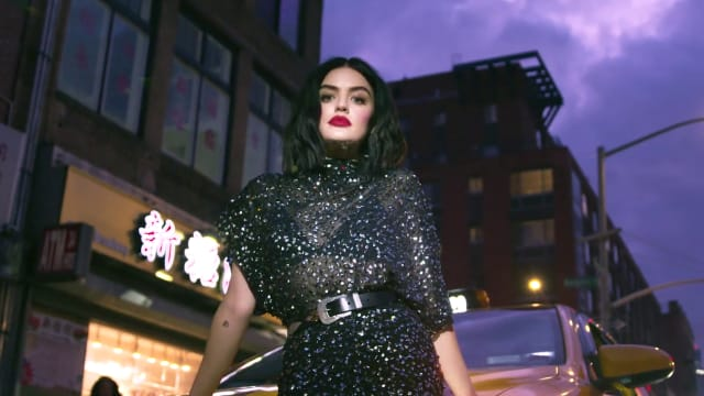 Thumbnail of cinematographer Liza Gipsova's commercial work for Cosmopolitan Magazine's cover shoot in NYC