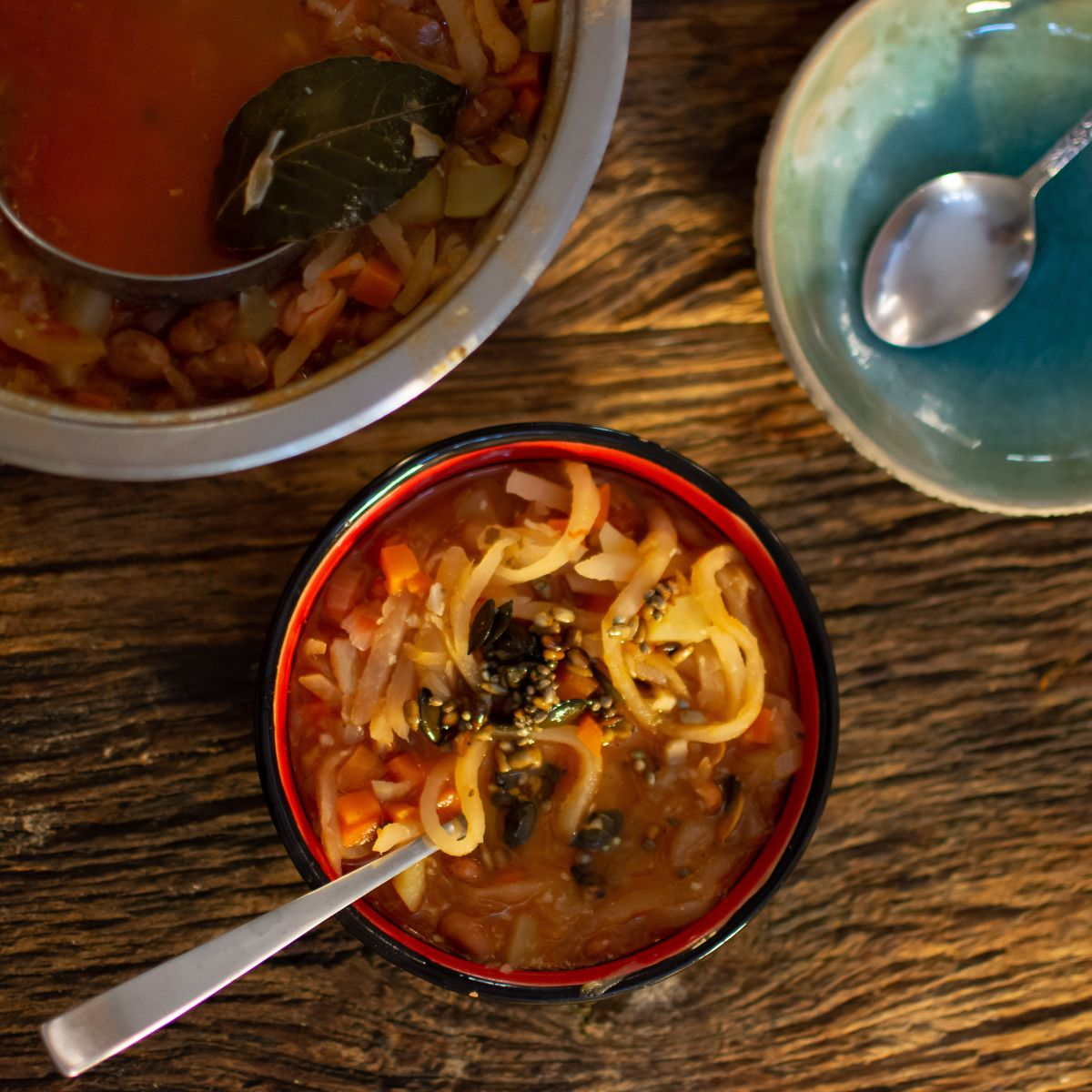 Ricetta Jota Slovena.Slovenian Jota Meatless With Sour Turnip Recipe