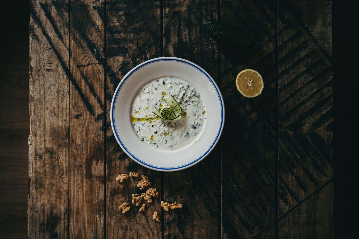 Kumarična juha je odličen, hitro pripravljen in okusen obrok.