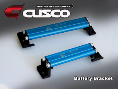 CUSCO BATTERY BRACKET / TIE-DOWN