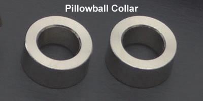 Pillow Ball Nut / Pillow Collar