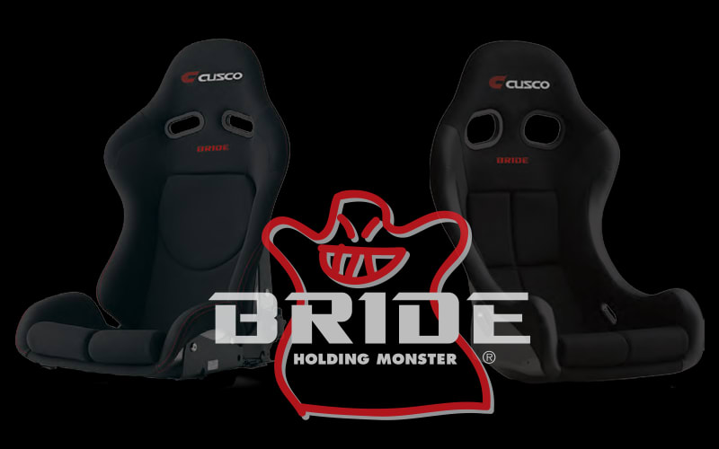 Sports and Racing Seats CUSCO × BRIDE