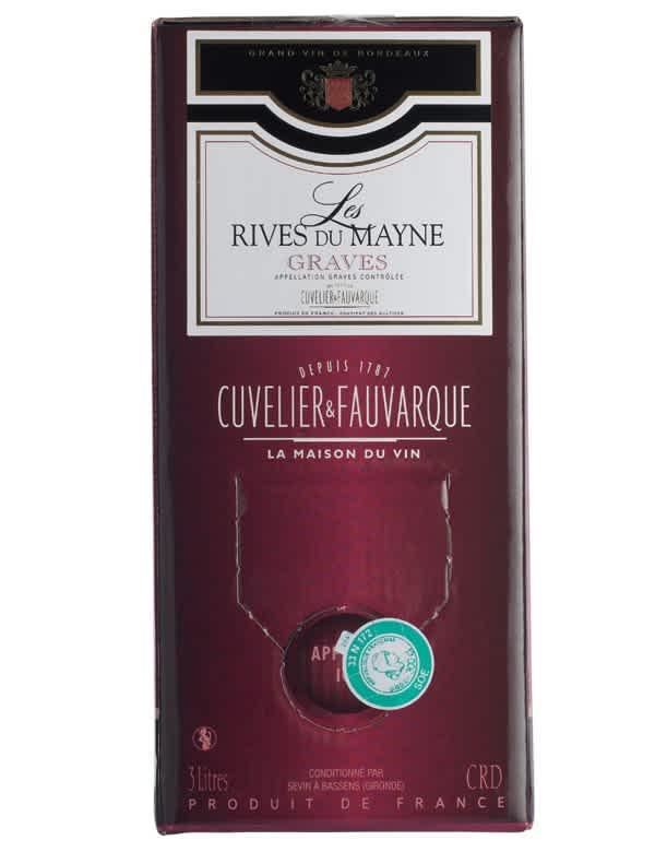 Bag-in-Box Les Rives du Mayne