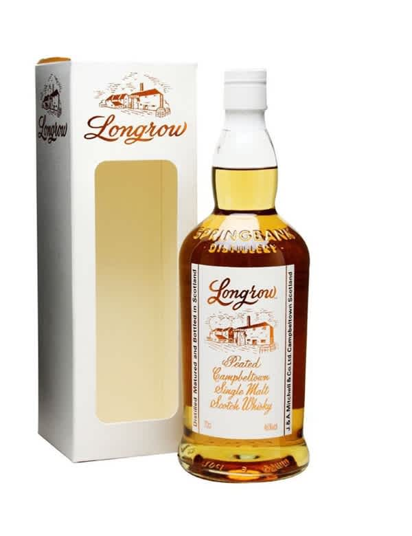 Longrow Peated Ecosse   Campbeltown Single Malt 46°