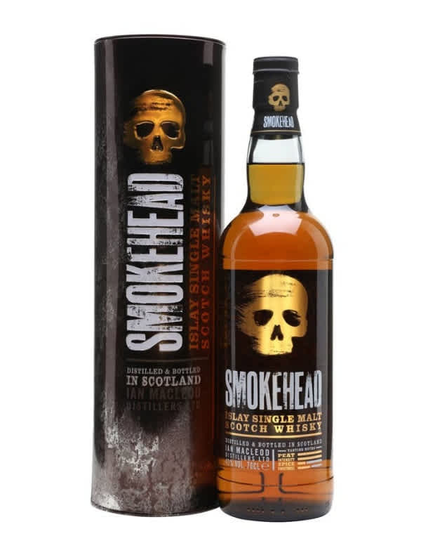 Smokehead Ecosse   Islay Single Malt 43Ç