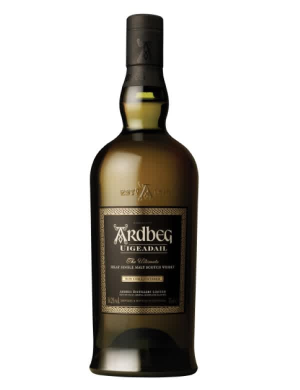 Ardbeg Uigeadail Ecosse   Islay Single Malt 54,2Ç