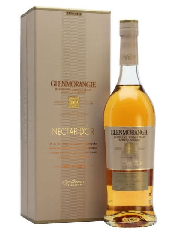 Glenmorangie Nectar d'Or Ecosse   Highland Single Malt 46°