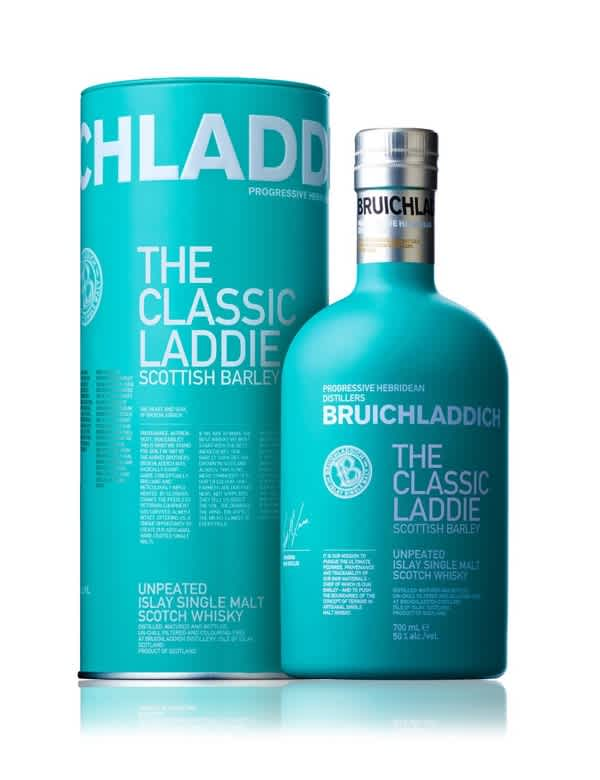 Bruichladdich The Classic Laddie Ecosse   Islay Single Malt 50°