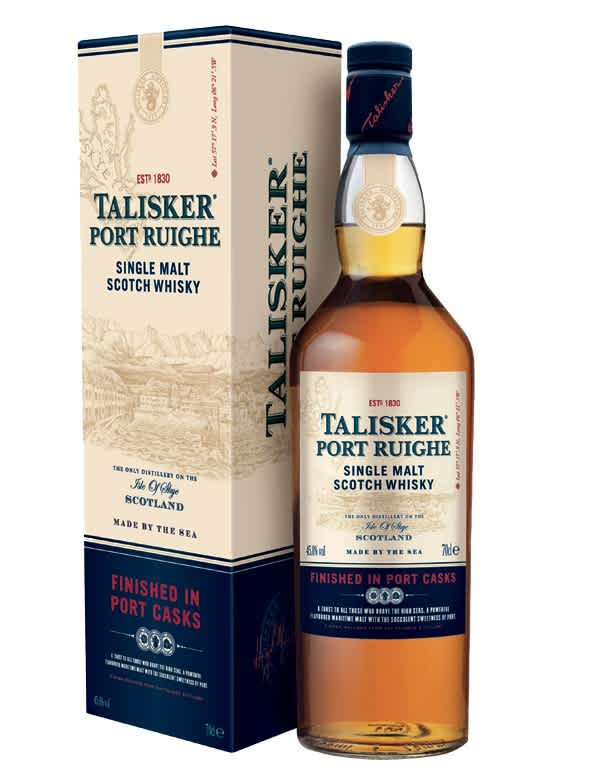 Talisker Port Ruighe Ecosse   Skye Single Malt 45,8°