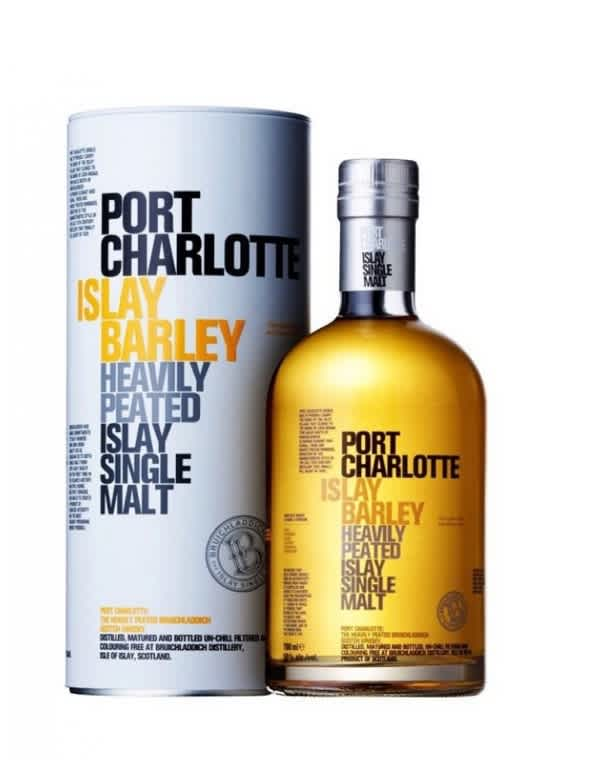 Port Charlotte 10 Ans Ecosse   Islay Single Malt 50°