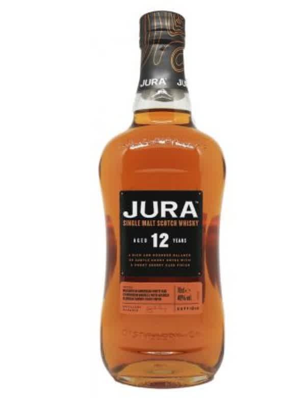 Jura Elixir 12 ans Ecosse   Jura Single Malt 46°