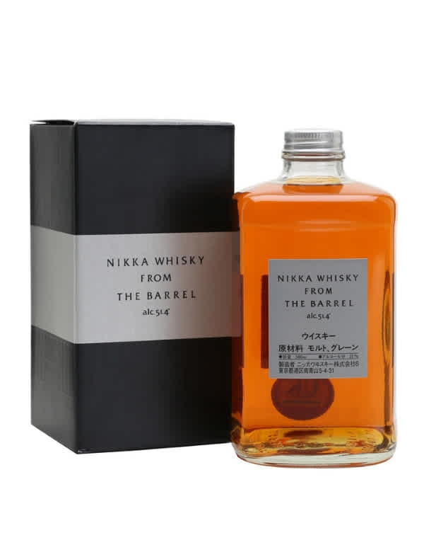 Nikka From The Barrel Of Japon Blended Malt 51°4