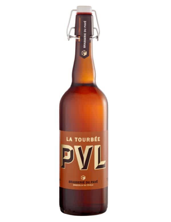 Bière PVL blonde