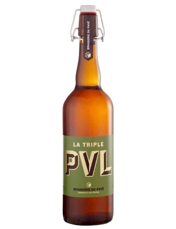 Bière PVL triple