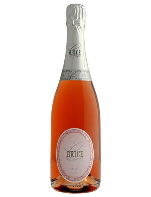 Champagne Brice Rosé