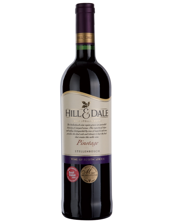 Hill Dale Pinotage