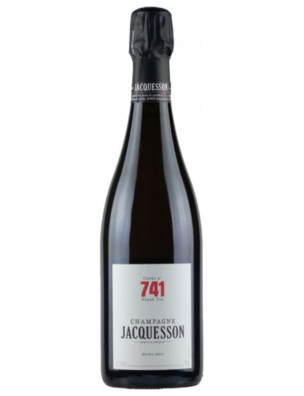 Champagne Jacquesson N°741
