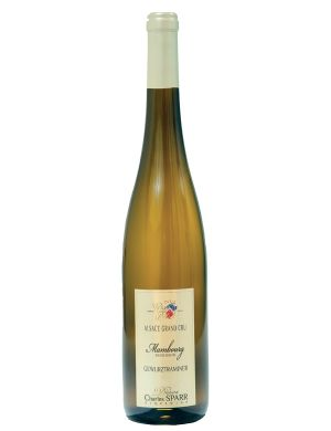 Domaine Charles Sparr Gewurztraminer Mambourg 2013