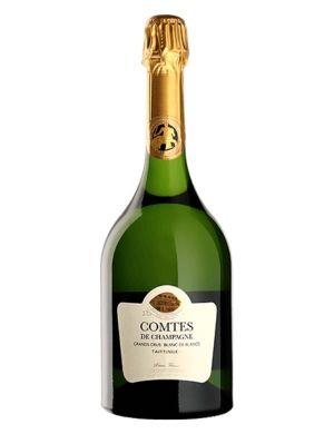 Taittinger Comtes de Champagne Blanc de Blancs, avec coffret 2007