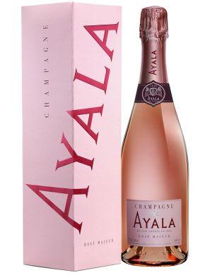 Ayala Rosé Majeur, avec coffret