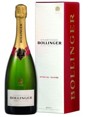 Bollinger Spéciale Cuvée, avec coffret