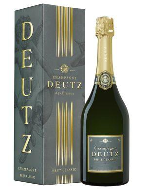 Deutz Brut Classic, avec coffret