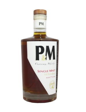 P&M Signature/ Corse Single Malt 42°