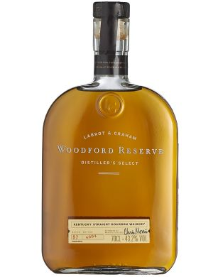 Woodford Reserve Double Oaked USA / Kentucky Bourbon 43,2°
