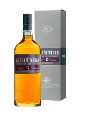 Auchentoshan 12 ans Ecosse / Lowlands Single Malt 40°
