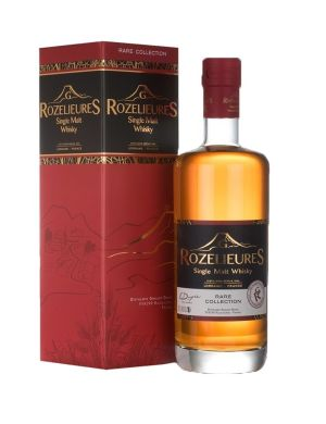 Rozelieures Rare Collection France / Lorraine Single Malt 40°