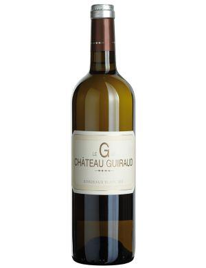 Le G de Château Guiraud 2018