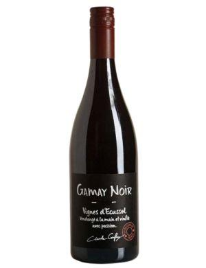 Gamay Noir Vignes d'Ecussol 2017