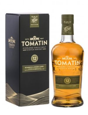 Tomatin 12 ans Ecosse / Highland Single Malt 43°