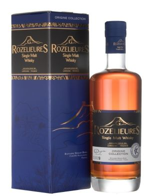 Rozelieures Origine Collection France / Lorraine Single Malt 40°