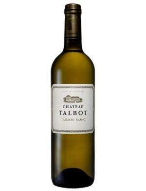 Caillou Blanc de Château Talbot 2018