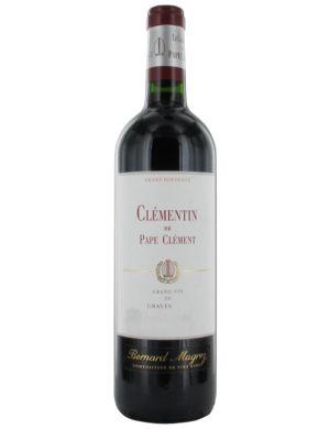 Clémentin blanc 2ème Vin du Château Pape Clément 2018