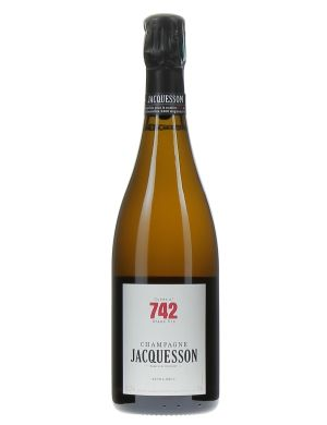 Champagne Jacquesson N°742