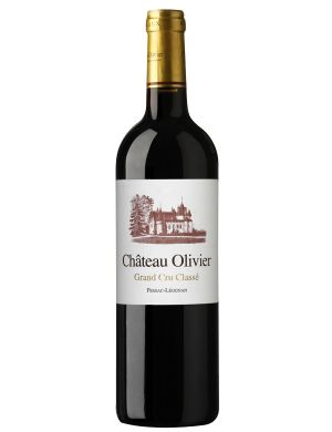 Château Olivier 2018