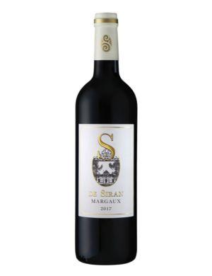 S de Siran 2ème vin du Château Siran 2017