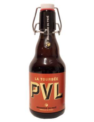 Bière PVL tourbée