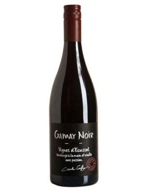 Gamay Noir Vignes d'Ecussol Beaujolais Nouveau 2020
