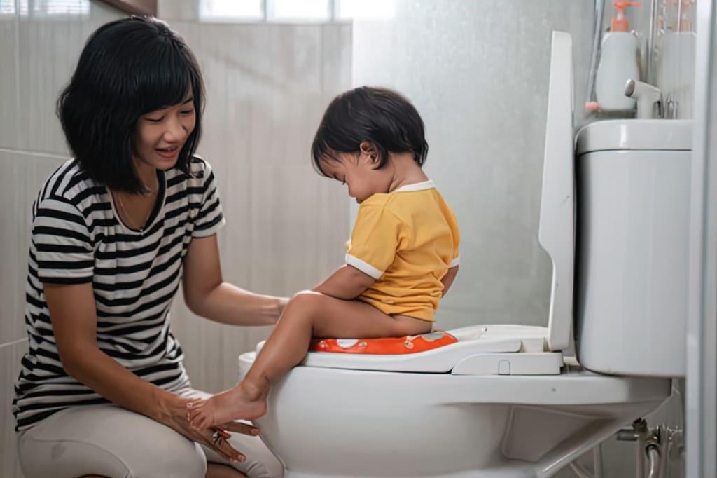 Tips Singkat dalam Mengajarkan Toilet Training