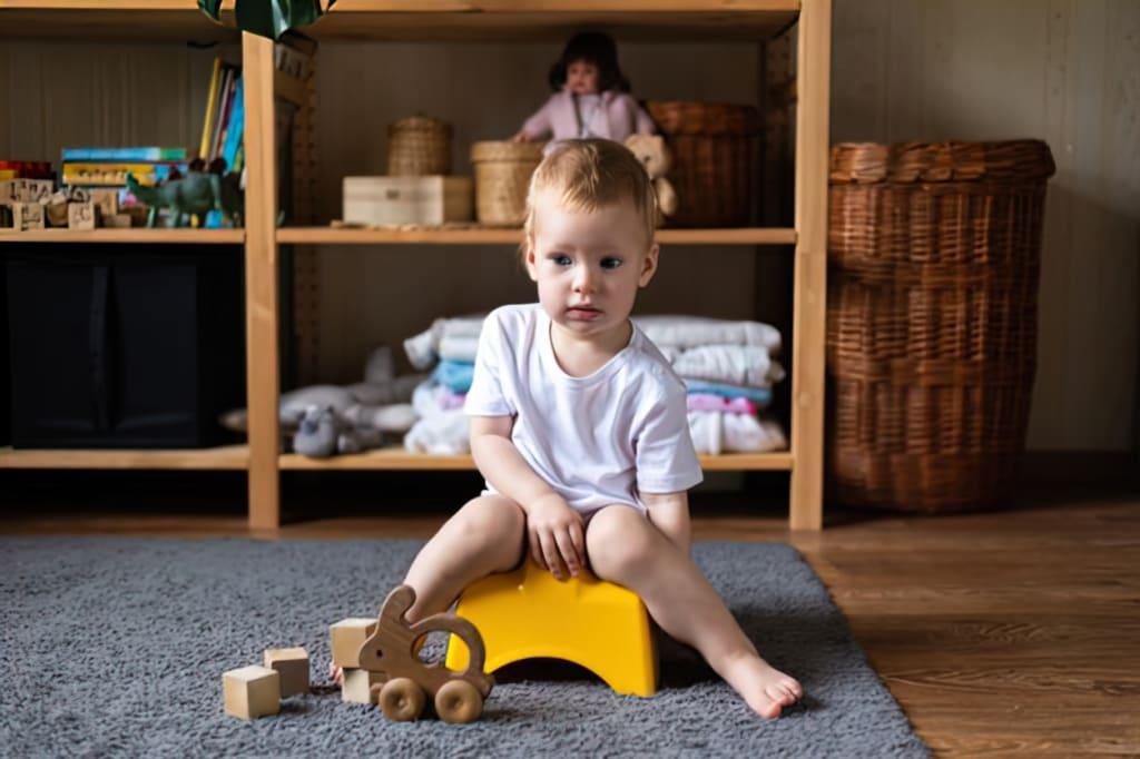 5 Tips Singkat dalam Mengajarkan Toilet Training pada anak