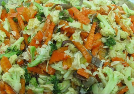 Resep dan cara membuat tumis sayur kuah kecap