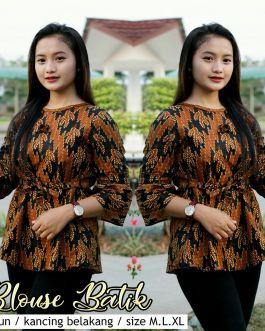 Blouse Batik Kantor BT M03