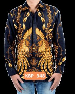 Batik Lengan Panjang KBP 348